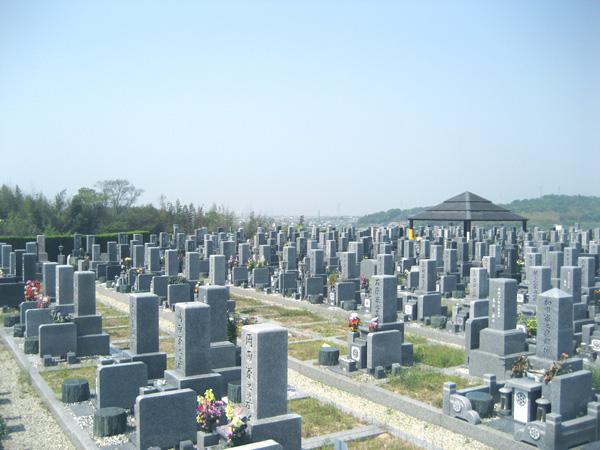 地蔵院霊園の写真