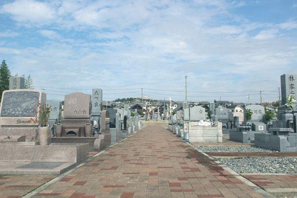 高ヶ原墓苑2