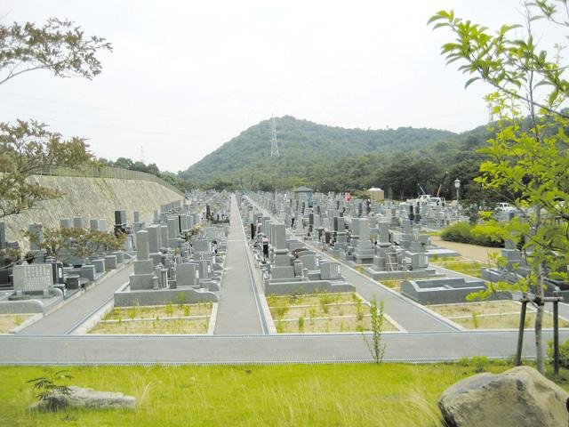日光山墓園の写真