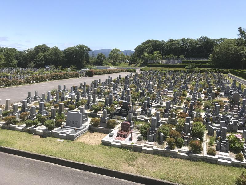 鵯越墓園の写真2