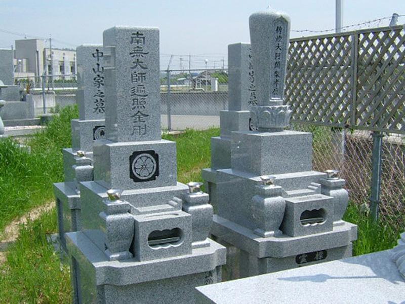 神出南墓地の写真2