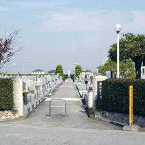 北山公園墓地の写真