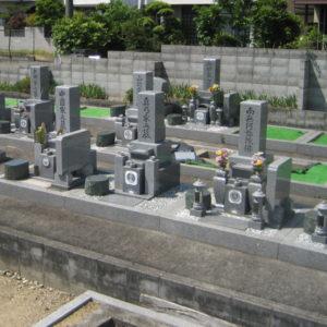 栄東墓地の写真