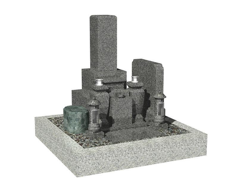 栄東墓地2.25㎡の画像
