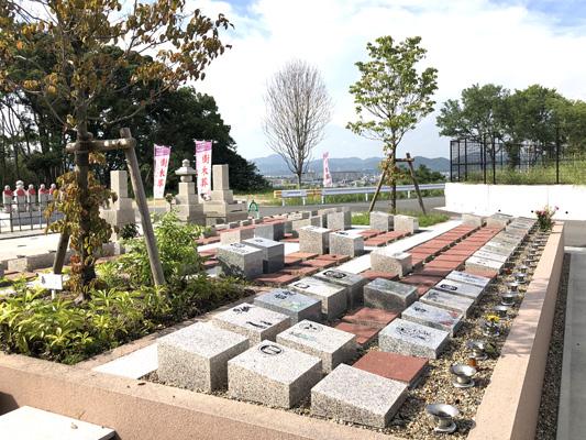 陽だまりの丘霊園 樹木葬の写真